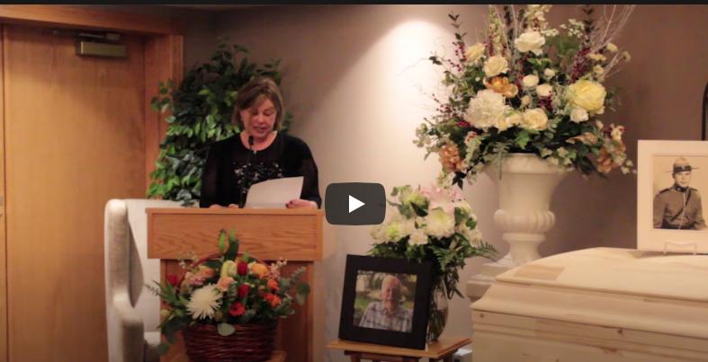 Memorial Service and Special Memories